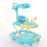 Plastic Baby Products Horse Baby Walker with Music