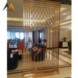 Luxury Durable Restaurant Decorative Folding Screen Room Divider