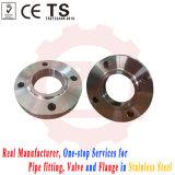 Stainless Steel En1902 Pn10 Flat Welding Flange
