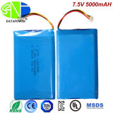 7.4V 5000mAh Lithium Ion Polymer Battery
