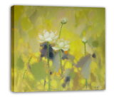 Impressionism Landscape Waterlily - 004 on Oil Painting