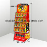 New Idea Pop Conter Top Advertising Corrugated Cardboard Display for Energy Drinks