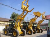 3 Tons Wood Fork Zl936 Wheel Loader