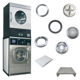 Hot Sale Custom Stacked Washer and Dryer Cover Washing Machine Door