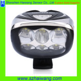 Popular Style3000 Lumens Aluminum Rechargeable Long Range Bicycle Light Hw-630