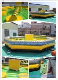Hot Sale Inflatable Wipeout/Inflatable Wipeout Game/Adult Inflatable Wipeout Sport Games