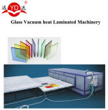 EVA Glass Laminating Machine / Vacuum Heating Laminated Glass Heating Machine