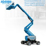20m Genie Brand 18.87m Articulating Self Propellered Sky Working Platform Lift Engine Powered