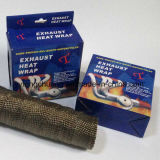 Universal Thermal Titanium Exhaust Header Heat Wrap
