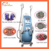 Cryolipolysis Cavitation Slimming Machine 3 Cryo Handles 5 in 1 Multifunction Beauty Equipment