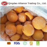 Frozen Half Yellow Peach for Exporting