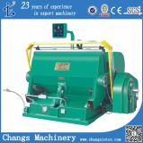 Ml Series Custome Semi Automatic Usiness Cards Sheet Leather Cutting Machine Price