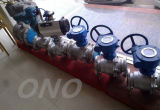 Cast Steel or Stainless Steel Ball Valve with Flange for Water