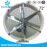 "Poly Fan 72"" Circulation Air Movement Dairy Barn Ventilation"