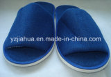 Hotel Terry Open Toe EVA OEM Logo Slipper (GH003)