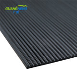 Solid Rib Color Industrial Rubber Sheet