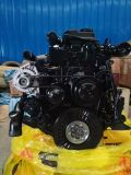 Dongfeng Cummins Engine Assembly 4 Strokes Isde245 40 with Electric Governor Cummins Truck Diesel Engine