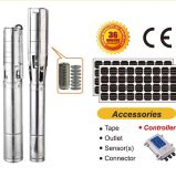Taizhou Luyuan Solar Water Pump, 3 Years Warranty Stainless Steel 304 PS1800 Price, Solar Pump