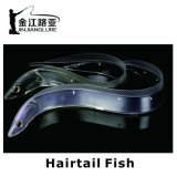 F-89 Artificial Bait Soft Eel Hairtail Fish Offshore Fishing Lures