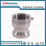 Stainless Steel 2′′ Threaded Camlock Quick Coupling