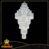 Customize Hotel Decoration Lighting Crystal Chandelier (KA702)