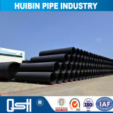 Large Diameter Durable & HDPE Twined Welded Strengthened Pipe
