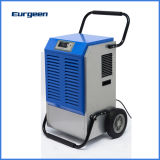 130L / Day Commercial Dehumidifier for Basement with Water Pump