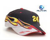 Embroidery Fashion Sports Racing Cap (RA 001)