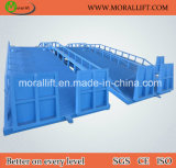 8 Ton Mobile Hydraulic Container Loading Ramp