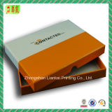Two Pieces Paper Custom Gift Box with Glossy Lamination