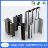 Architecture Industry Electrostatic Spraying Polyester Powder Coating with Weather Resistance