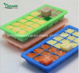 Multifunction Baby Food Storage Case and Ice Tray