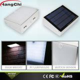 Solar Wall Lamp with PIR Motion Sensor / Solar LED Lighting