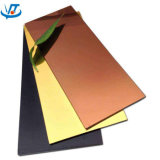 8K Mirror Color Stainless Steel Sheet 201 304 316 316L