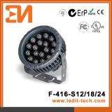 CE/EMC/RoHS 12W~24W LED Spotlight (F-416)