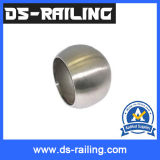Newest 304 Stainless Steel End Caps Stainless Steel Balustrade Ball End Caps