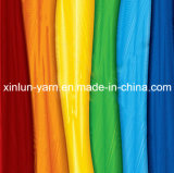 High Quality Polyester Colorful Ombre Silk Satin Fabric
