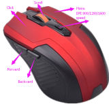 Rubber Coating 6D Optical Wireless Bluetooth Mouse Manufacturer