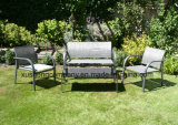 Bentley Garden Modern Textilene Lounge Set