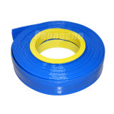 "3 Inch PVC Layflat Hose Pipe for Water Pump Farmland or Garden Irrigation\3"" PVC Lay Flat Hose"