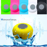 Stable Light Waterproof Stereo Active Worry Free Bluetooth Speaker for Taking a Shower