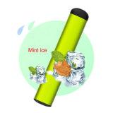 Hot Selling Product Aluminum Alloy Disposable E-Cigarette, 300mAh Battery in Vape Korea