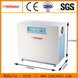 Eco White Color Silent Box Oil-Free Piston Air Compressor (TW7504S)