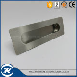 Stainless Steel Square Recessed Flush Pull Handle