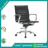 Hot Sale Competitive Price Modern Medium Back Leather Office Swivel Chair Manager Chair Computer Chair