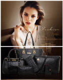 Bw-2024 Wholesale Fashion Crocodile Women Tote Bag Fashion Handbag