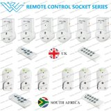UK/South Africa Smart Plug Intelligent Remote Control Power Socket