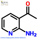 Long-Term Stable Supply of High Purity Pharmaceutical Intermediates 2-Amino-3-Acetyl Pyridine CAS No. 65326-33-2