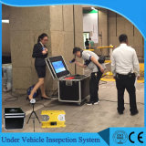 (IP65 CE, ISO) Uvis Under Vehicle Inspection System, Portable Security Surveillance