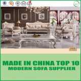 Leisure Modern Fabric Furniture White Chesterfield Sofa Bed